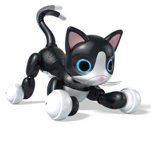 gato interactivo juguete
