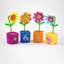 flor interactiva magic bloom