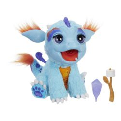 bebe dragon interactivo torch